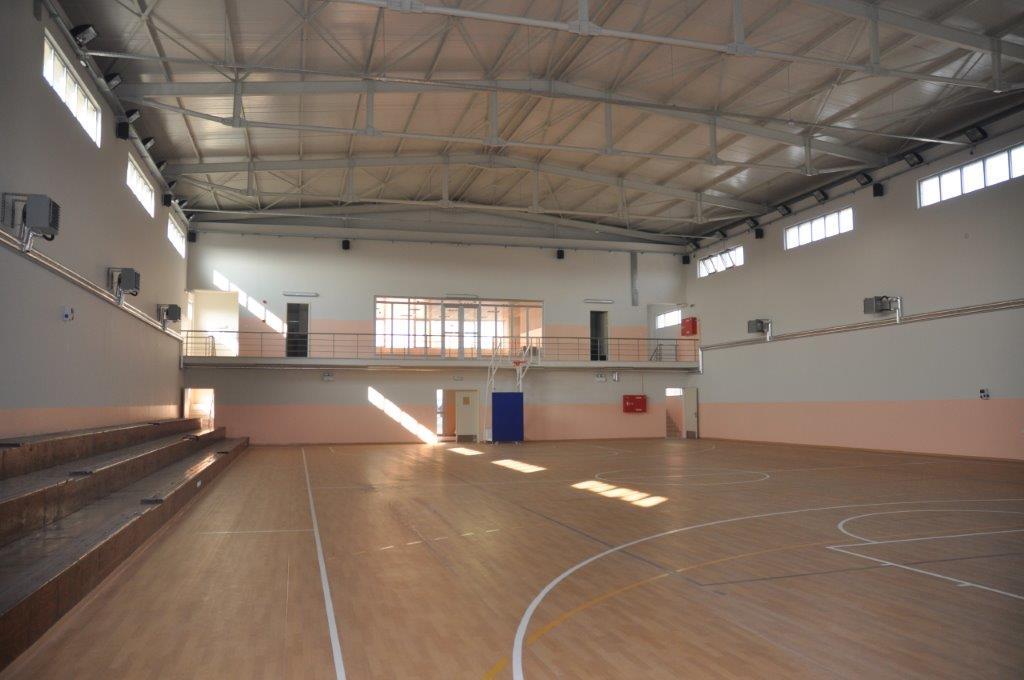 Kiptaş 2 Adet Spor Okulu Yapımı