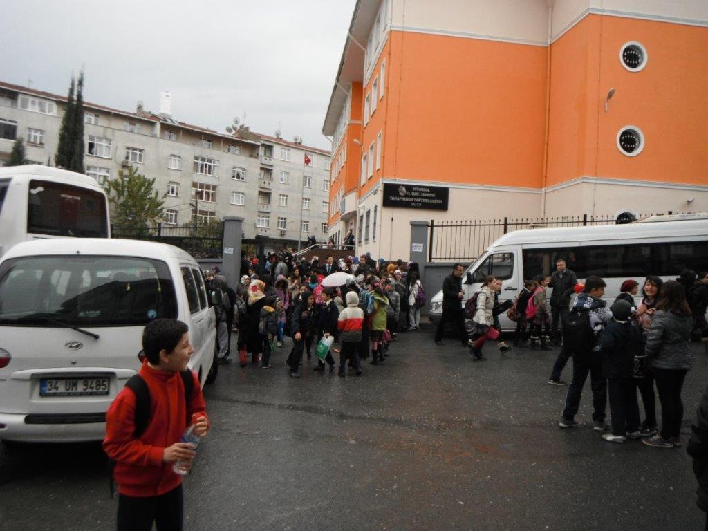 Bayrampaşa ve Gaziosmanpaşa İlköğretim Okulları